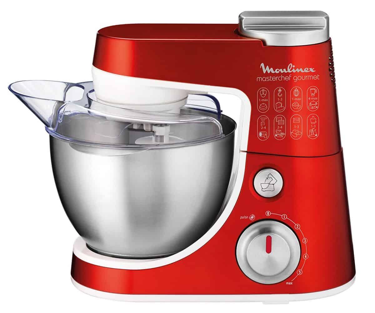 Recensione Impastatrice Moulinex Qa403gb1 Kitchen Machine Impastatricemaster